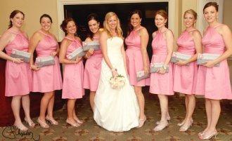 Koszorúslány kézitáska 4, Wedding bridesmaid clutches 4 Forrás:http://www.etsy.com