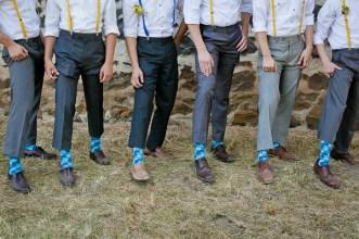 Színes zoknik a vőlegénynek és a vőfélyeknek 8, Colourful socks for the groom and groomsmen 8 Forrás:http://weddingsbykristie.blogspot.hu
