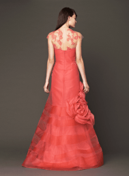 Vera Wang 2014 Fall Pink bridal collection 10a Forrás:http://www.verawang.com