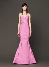 Vera Wang 2014 Fall Pink bridal collection 13 Forrás:http://www.verawang.com