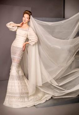 Blanka Matragi menyasszonyi ruha 11 , Blanka Matragi wedding gown 11 Forrás:http://www.blankamatragi.cz