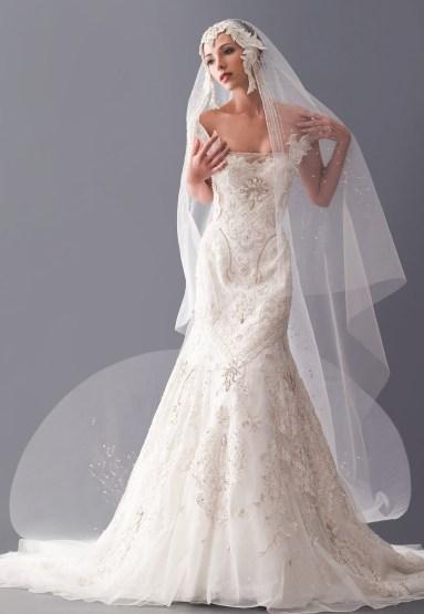 Blanka Matragi menyasszonyi ruha 16 , Blanka Matragi wedding gown 16 Forrás:http://www.blankamatragi.cz