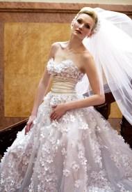 Blanka Matragi menyasszonyi ruha 3 , Blanka Matragi wedding gown 3 Forrás:http://www.blankamatragi.cz