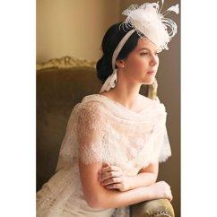 Menyasszonyi kalap 1, Bridal hat 1 Forrás:www.etsy.com