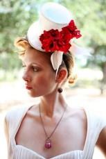 Menyasszonyi kalap 10, Bridal hat 10 Forrás:www.etsy.com