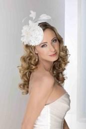 Menyasszonyi kalap 16, Bridal hat 16 Forrás:http://www.bestbridalprices.com