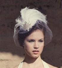 Menyasszonyi kalap 8, Bridal hat 8 Forrás:www.etsy.com