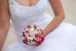 Gombos menyasszonyi csokor 19, Button bridal bouquet 19 Forrás: www.etsy.com