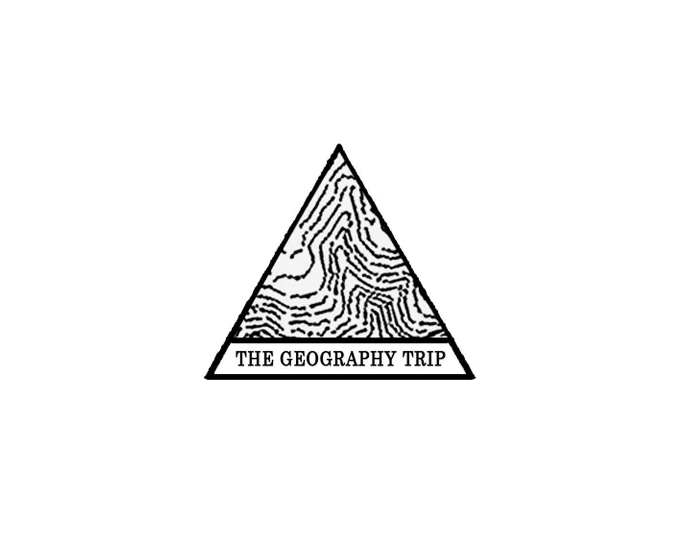 The Geography Trip Logo Design By Jim Bestall