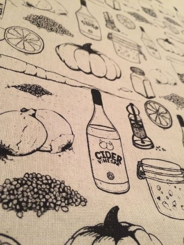 Making-Cutney-Tea-Towel-close-up