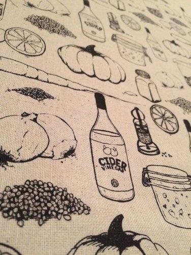 Making-Cutney-Tea-Towel-close-up