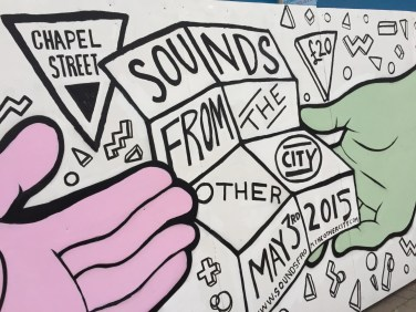 Sounds From The other city Advertisment