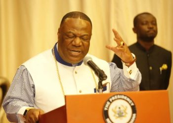 Duncan Williams proclaims 72-hour fast, prayers against 'economic crisis'