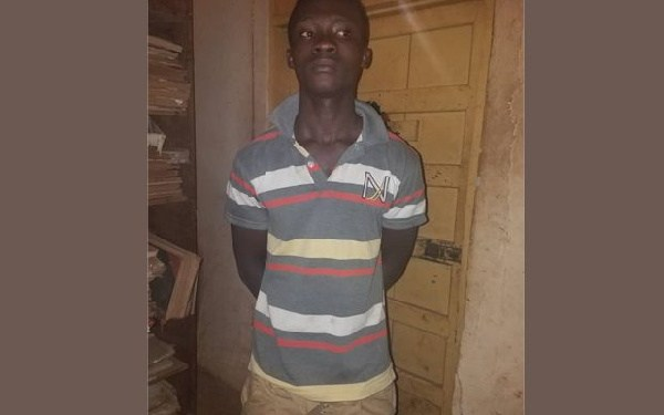 20-year-old jailed 14 years for stealing