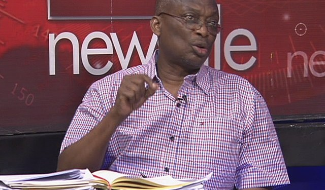 Menzgold doesn't have more than 10,000 customers – Kweku Baako