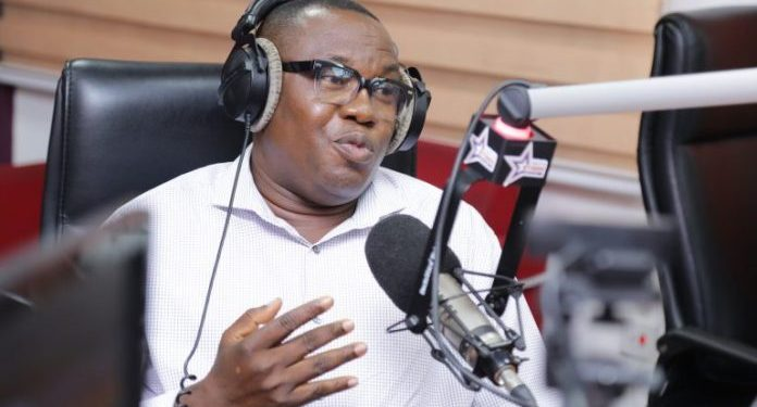 National Chairman of the party (NDC), Samuel Ofosu Ampofo