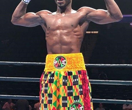 Isaac Commey