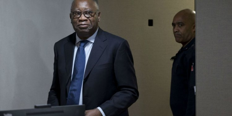 Laurent Gbagbo had been charged with crimes against humanity