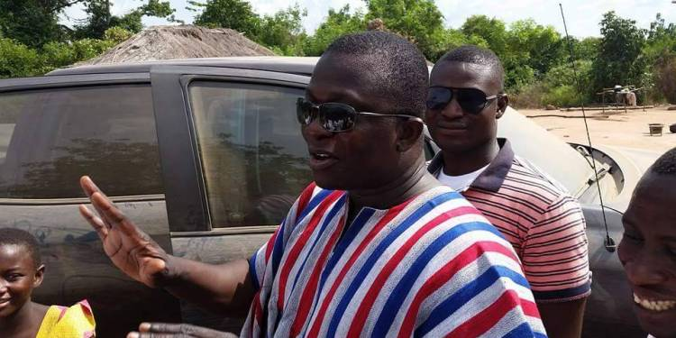 Minister of State in Charge of National Security, Bryan Acheampong