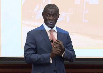 President of UT Group of companies, Prince Kofi Amoabeng