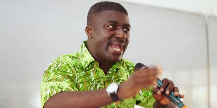 Dr. Bossman Asare id Deputy Chair of the Electoral Commission