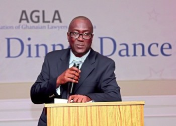 The Executive Director of the Centre for Democratic Development (CDD), Professor H. Kwasi Prempeh