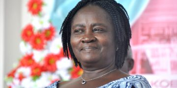 former Education Minister Professor Jane Naana Opoku Agyemang