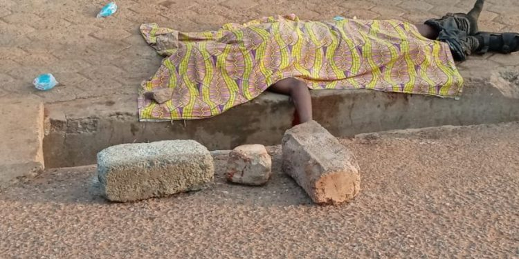 Gedo, 37, stoned to death for stealing cat in Tema