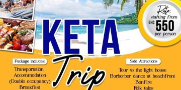 Kaya Tours embarks on 1-Night Fun Trip to Keta this May-Day