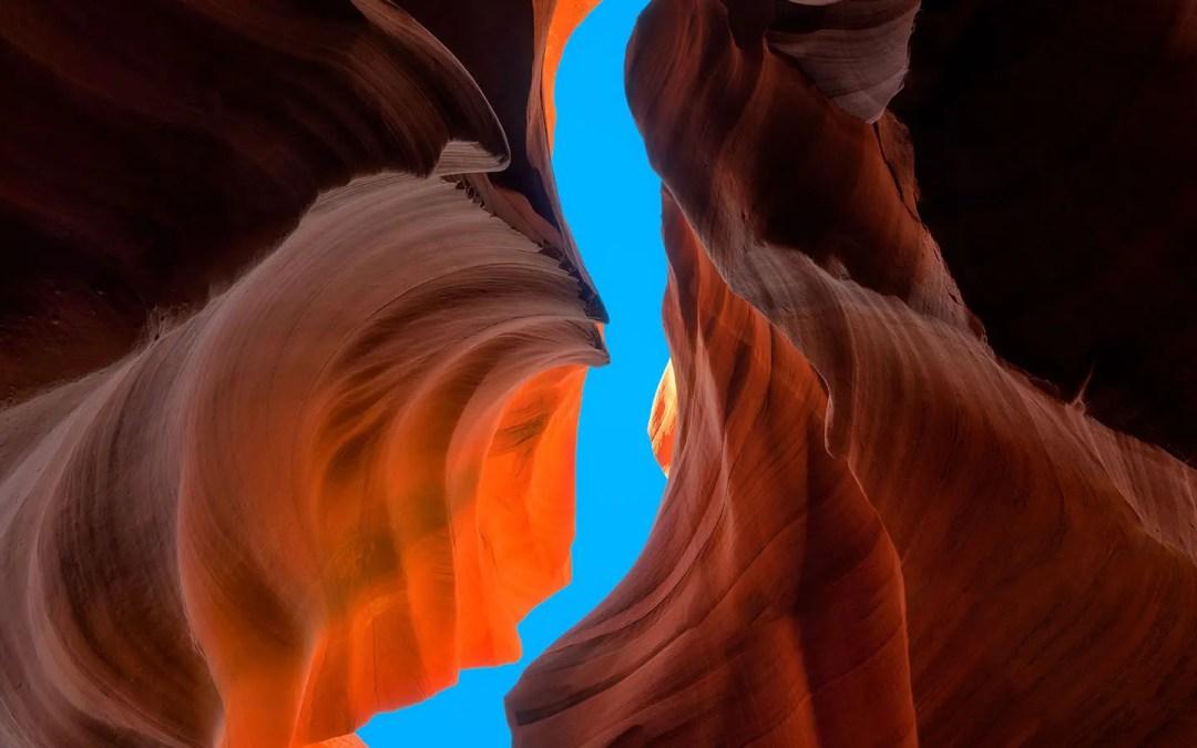 Lower Antelope Canyon – Page, AZ