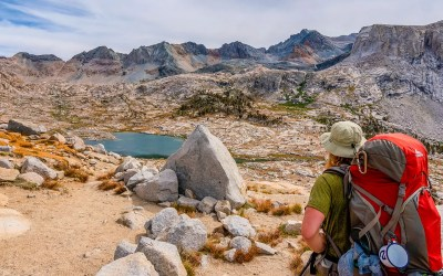 The History of the High Sierra Trail in Sequoia National Park