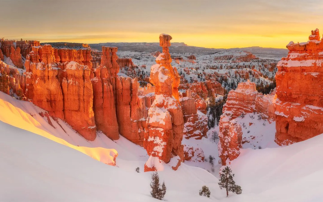 Visiting Bryce Canyon National Park in the Middle of Winter