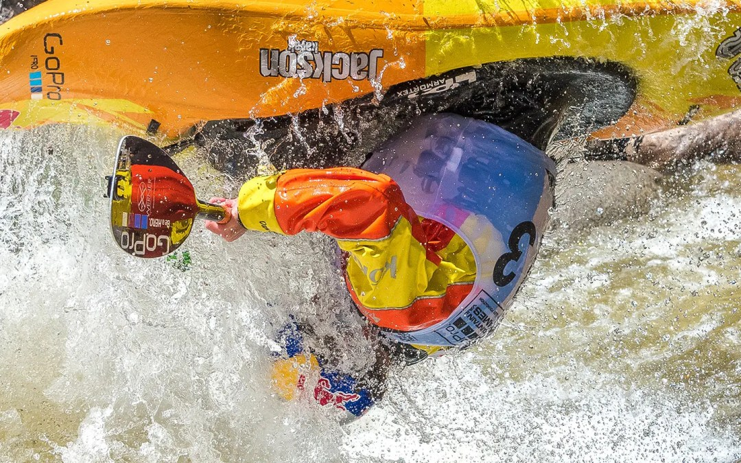 The GoPro Mountain Games in Vail Colorado