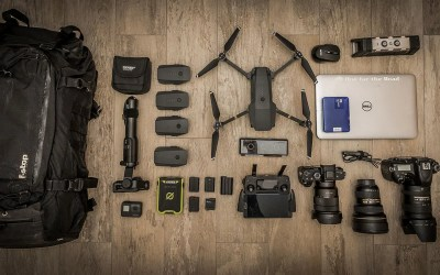 What Gear to Bring – Packing Advice for Travel Photography