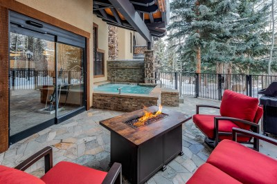 Private Home, Beaver Creek, Colorado Real Estate Photography