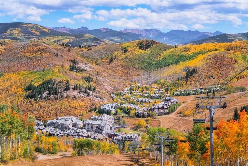 Fall at Beaver Creek Colorado Fine Prints Wall Art
