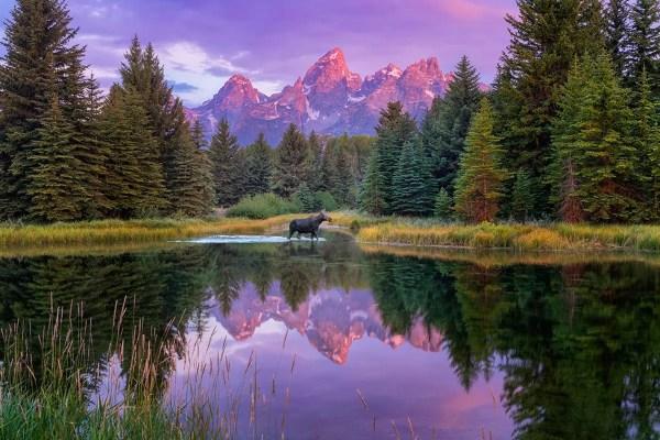 Grand Teton National Park Wyoming Fine Prints Wall Art