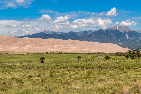Great Sand Dunes National Park Colorado Fine Prints Wall Art