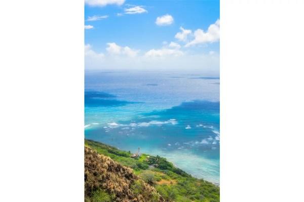 Diamond Head Lighthouse Oahu Hawaii Fine Prints Wall Art
