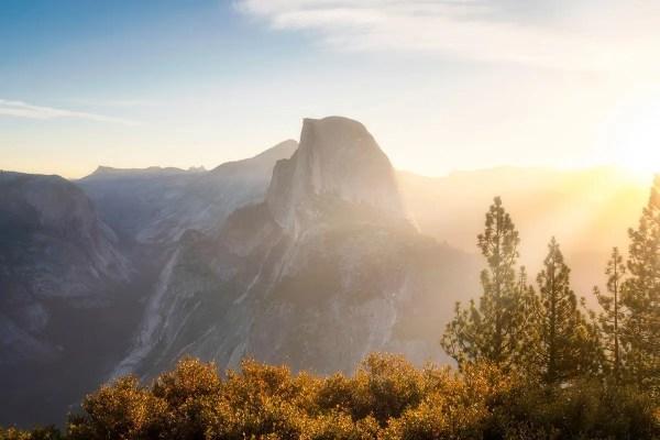 Half Dome Yosemite National Park California Fine Prints Wall Art