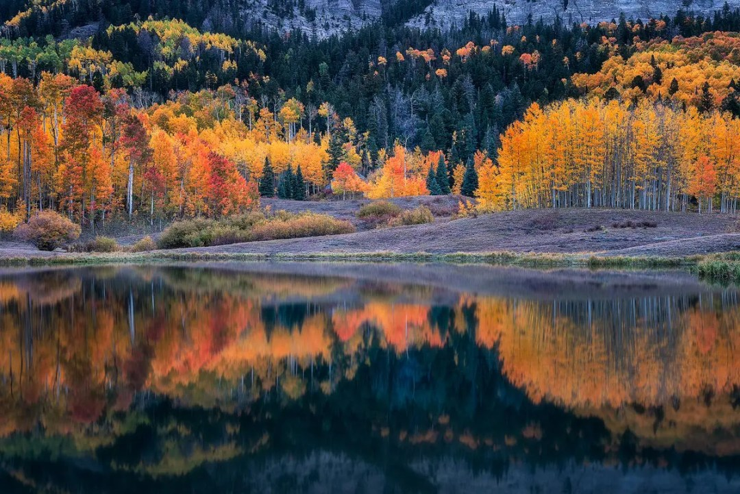 Clear Lake, Uncompahgre National Forest