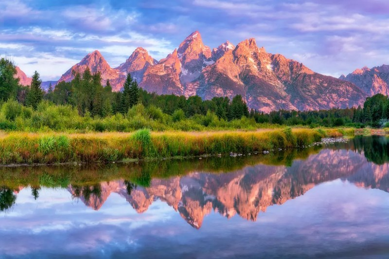 Tetons Grand Teton National Park Wyoming Fine Prints Wall Art