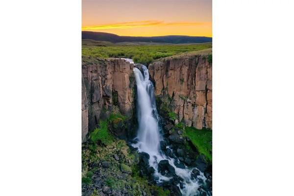 North Clear Creek Falls Colorado Fine Prints Wall Art