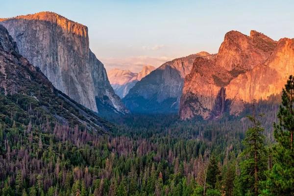 Yosemite Tunnel View Yosemite National Park California Fine Prints Wall Art