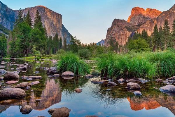 Yosemite Valley View Yosemite National Park California Fine Prints Wall Art