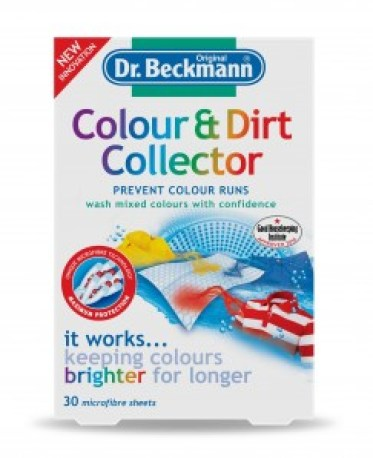 dr beckmann colour and dirt collector