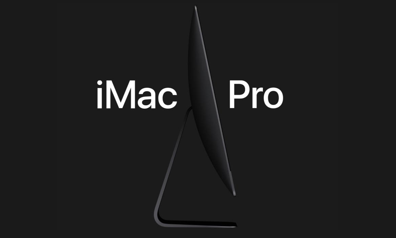 iMac Pro顯示售完為止!蘋果針對工作站等級電腦可能有替代方案了