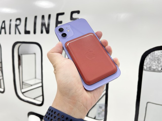 iPhone 12 紫色