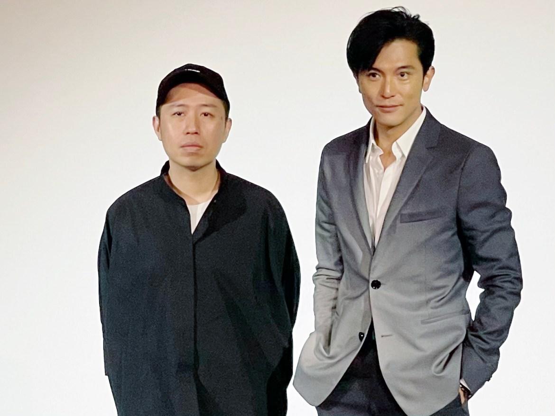 鬼才導演廖明毅與邱澤合作台北電影節宣傳片  只用1支iPhone 12 Pro Max