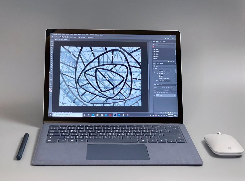 微軟Surface Laptop 4開箱動手玩:讓人驚艷的音效跟螢幕體驗